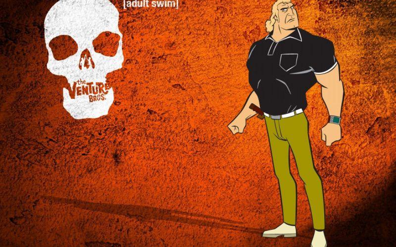 VENTURE BROS cartoon comedy adventure (56) wallpaper