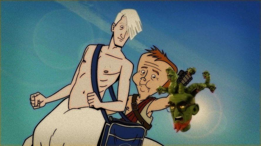 VENTURE BROS cartoon comedy adventure (73) wallpaper