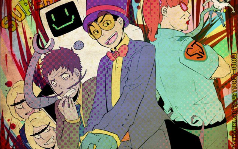 SUPERJAIL comedy cartoon family (42) wallpaper