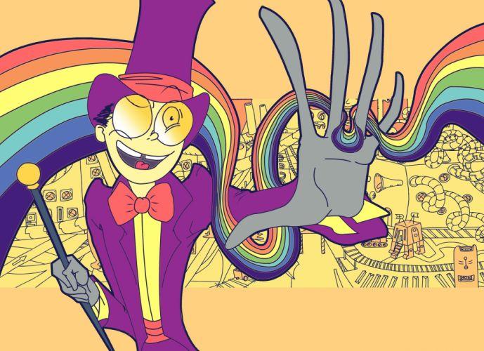 SUPERJAIL comedy cartoon family (44) wallpaper