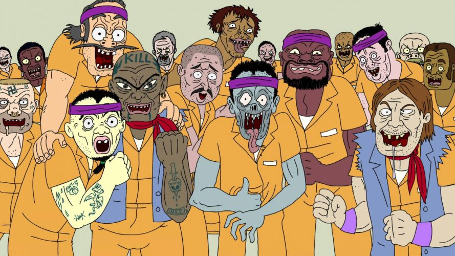 SUPERJAIL comedy cartoon family (75) wallpaper