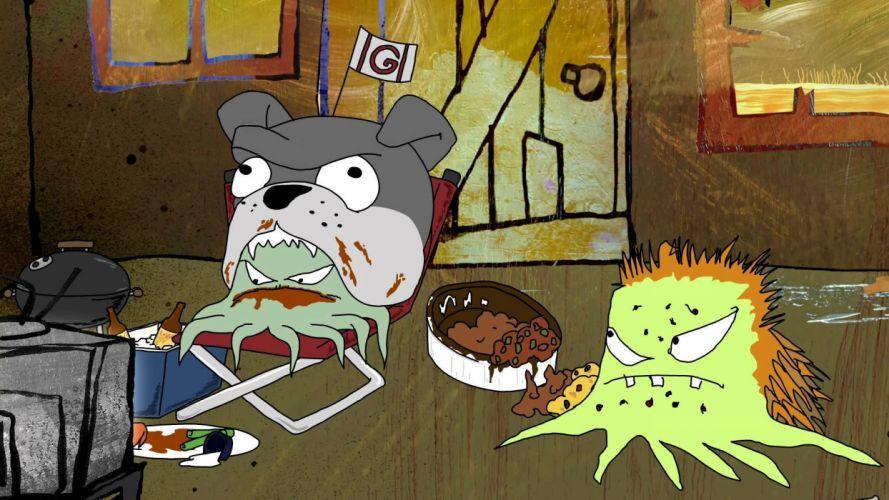 SQUIDBILLIES comedy family cartoon (9) wallpaper