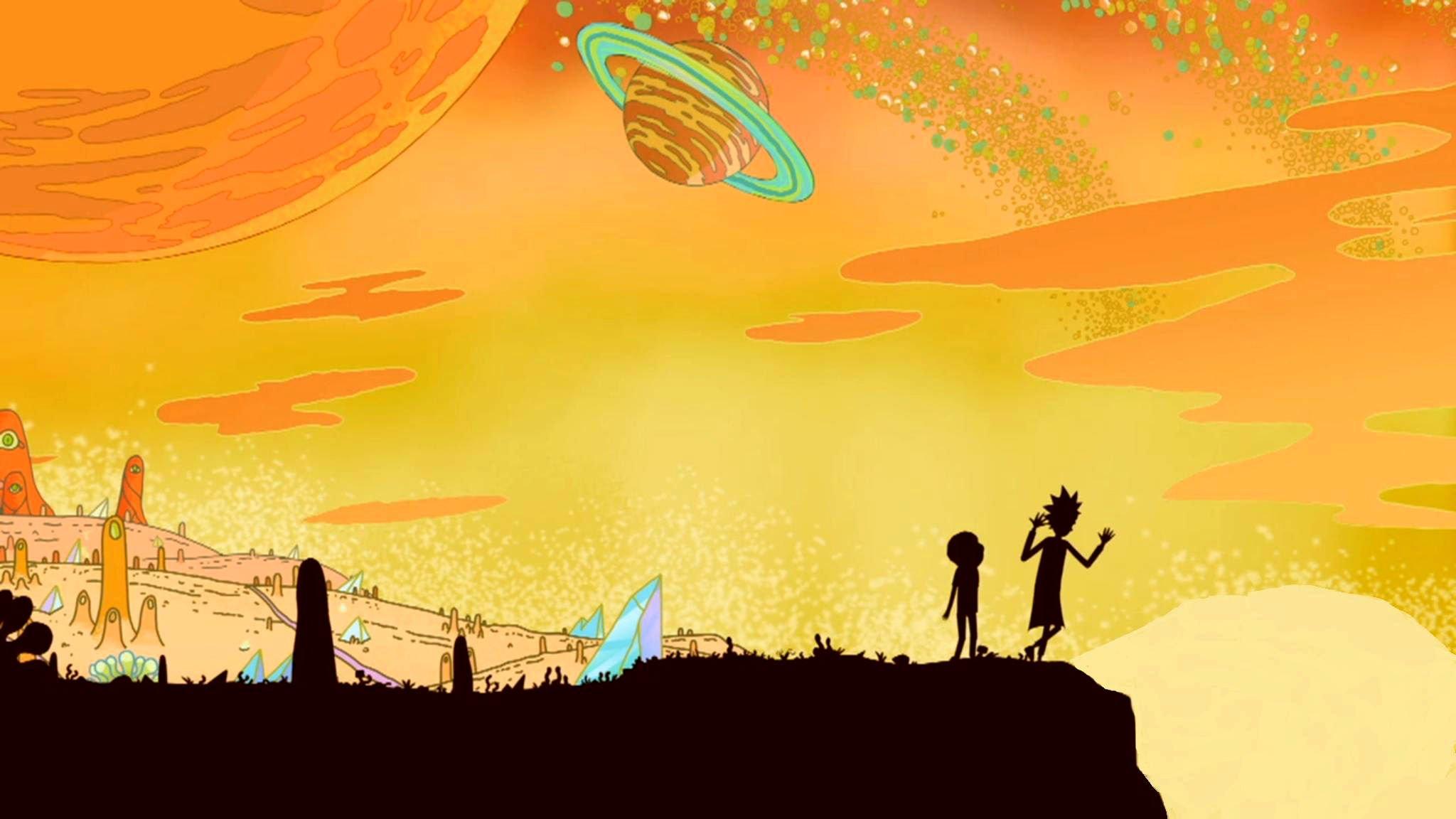 2048x1152 Cartoon Wallpaper