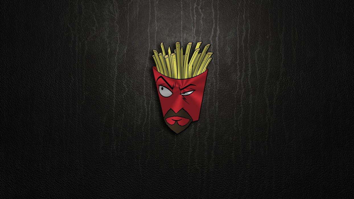 AQUA TEEN HUNGER FORCE comedy family cartoon (28) wallpaper