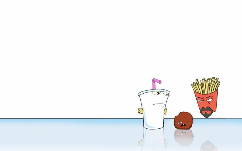 AQUA TEEN HUNGER FORCE comedy family cartoon (57) wallpaper