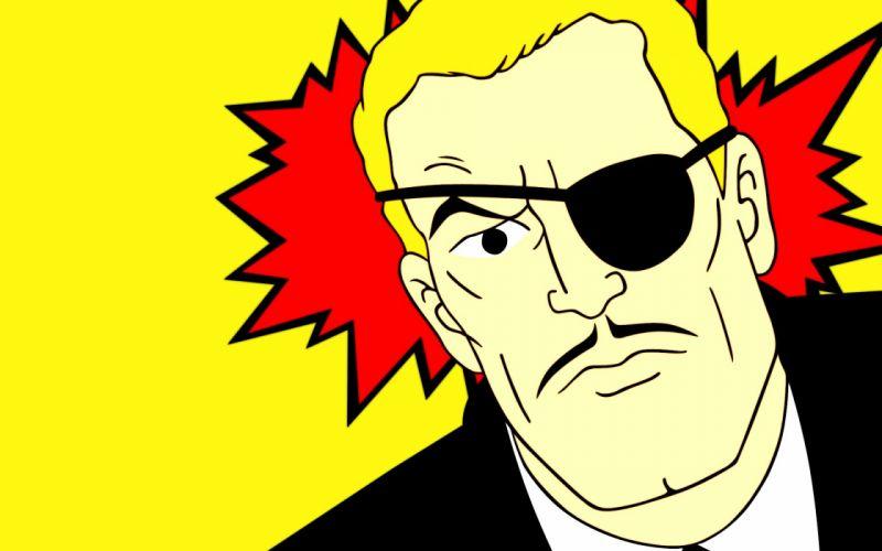 HARVEY BIRDMAN comedy family superhero cartoon (9) wallpaper
