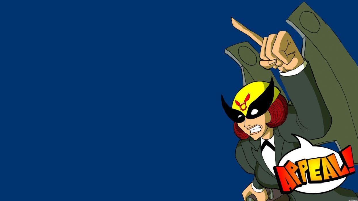 HARVEY BIRDMAN comedy family superhero cartoon (16) wallpaper