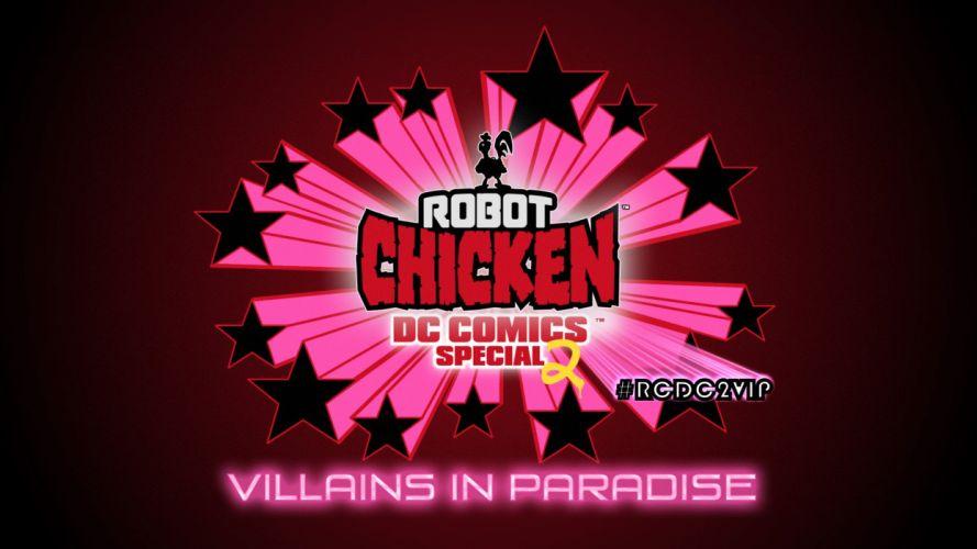 ROBOT CHICKEN dc-comics comedy family cartoon comics cartoon superhero (9) wallpaper