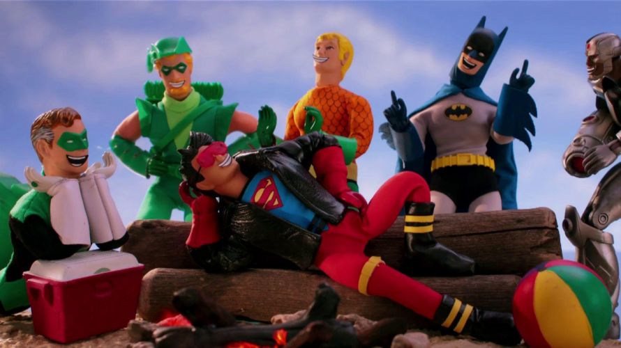 ROBOT CHICKEN dc-comics comedy family cartoon comics cartoon superhero (12) wallpaper