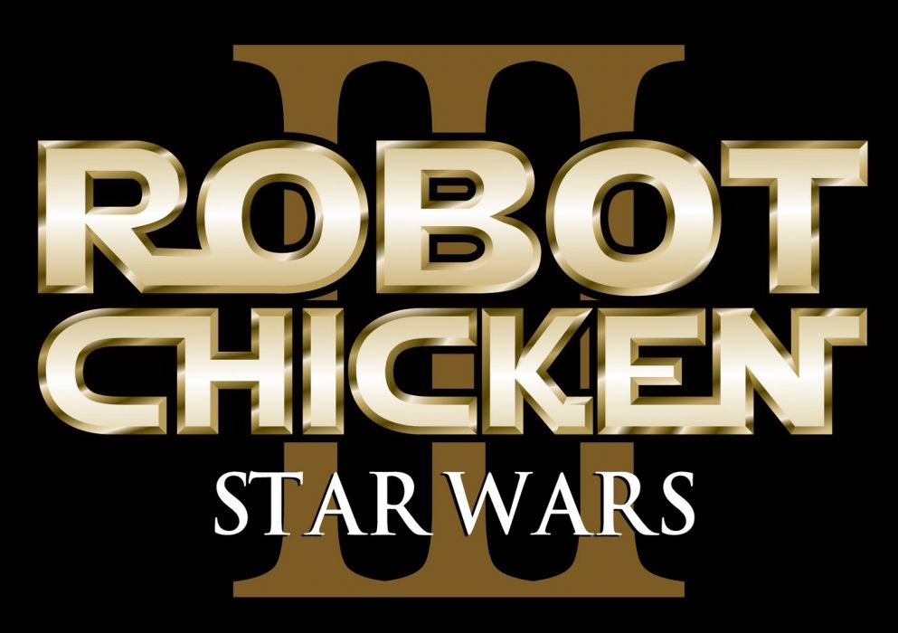 ROBOT CHICKEN STAR WARS comedy family cartoon comics cartoon sci-fi (12) wallpaper