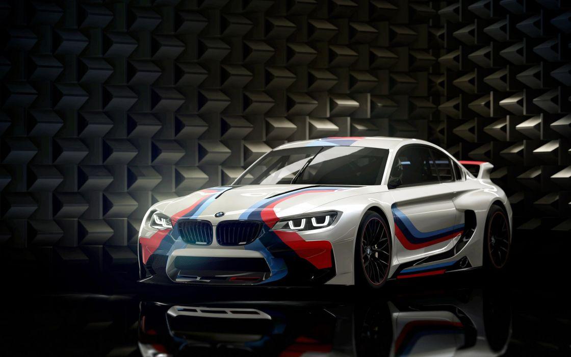 BMW Vision Gran_Turismo - Gran_Turismo_6 wallpaper