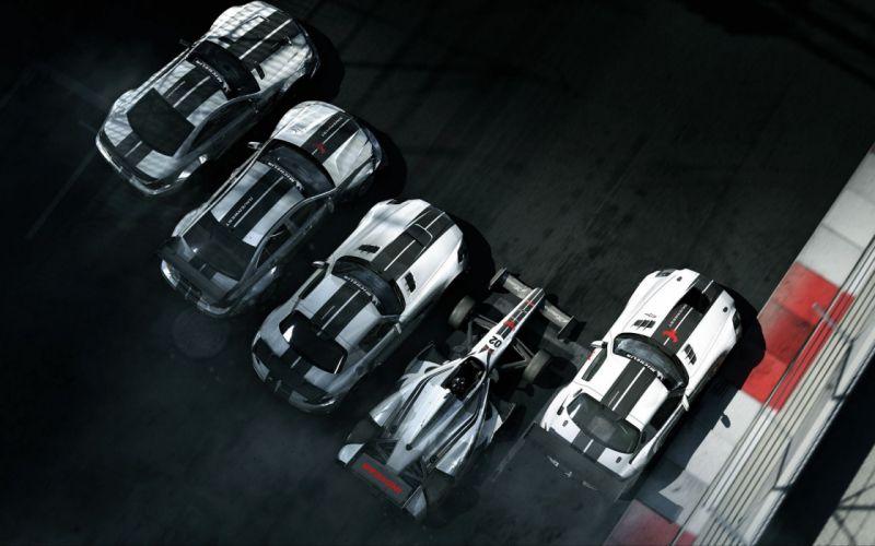GRID:_Autosport Black Edition wallpaper