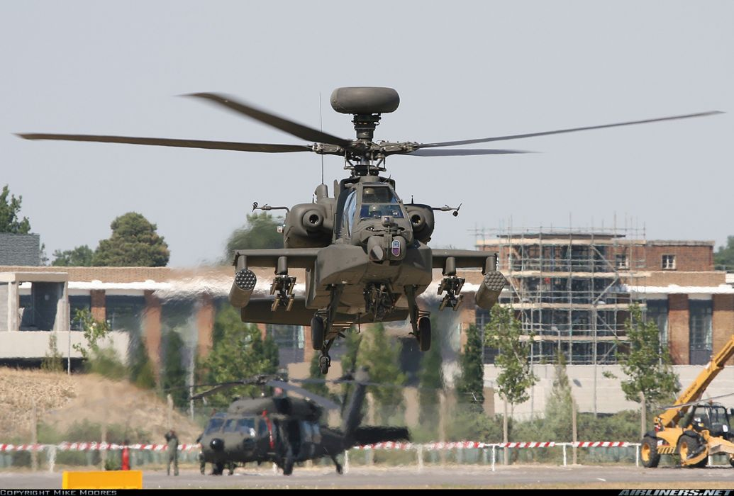 helicopter aircraft attack military army apache wallpaper