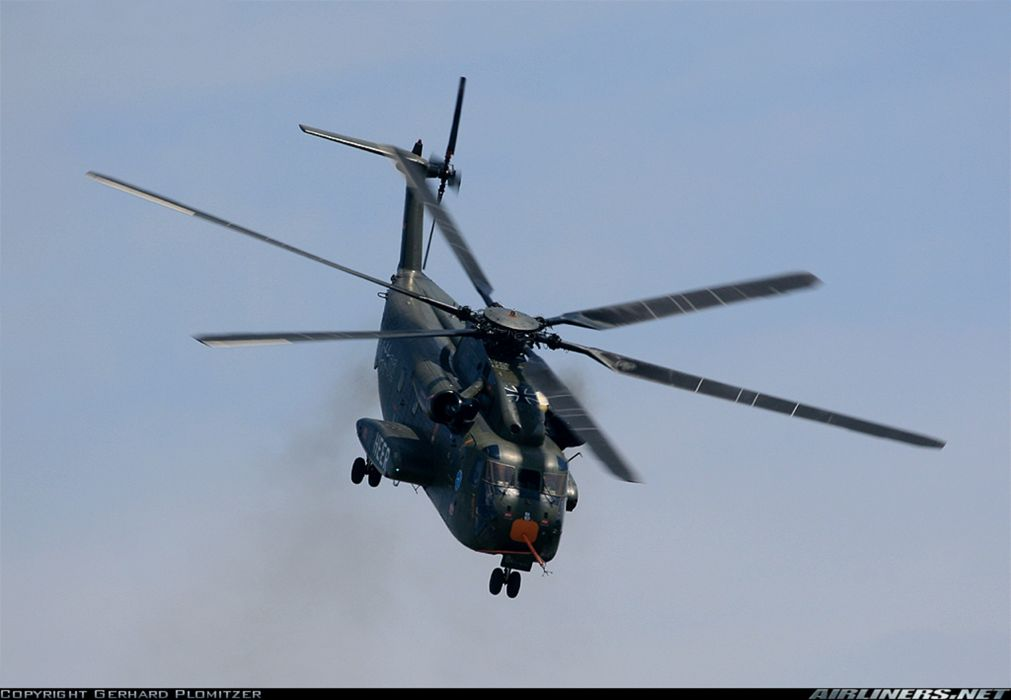 helicopter aircraft heer military army Germany wallpaper