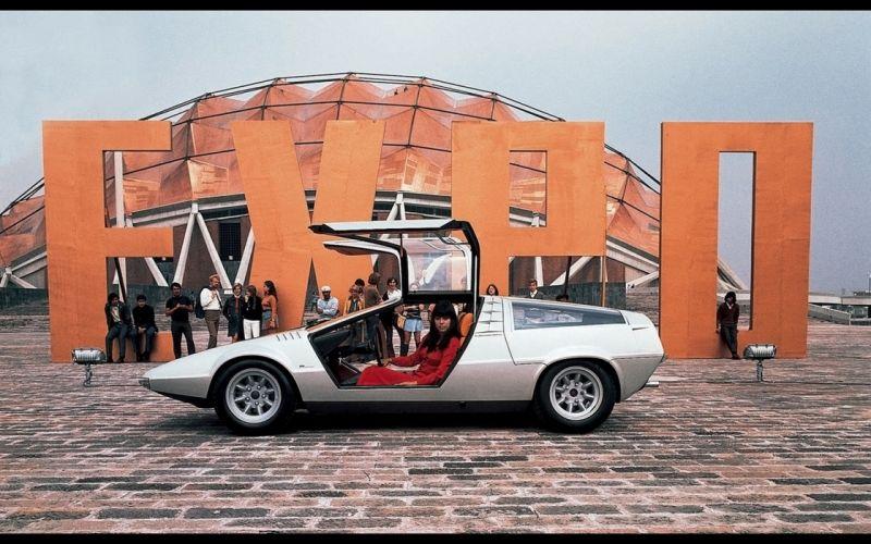 1970 Volkswagen Porsche Tapiro Italdesign Auto Expo Car Concept Germany 4000x2500 wallpaper