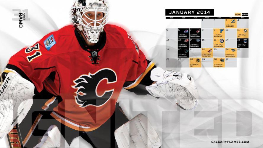 CALGARY FLAMES nhl hockey (15) wallpaper
