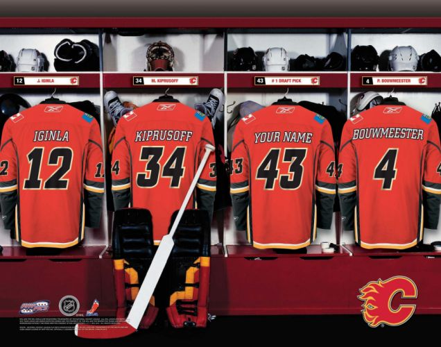 CALGARY FLAMES nhl hockey (19) wallpaper