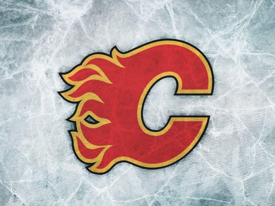 CALGARY FLAMES nhl hockey (25) wallpaper