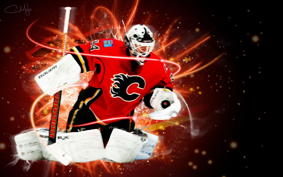 CALGARY FLAMES nhl hockey (30) wallpaper