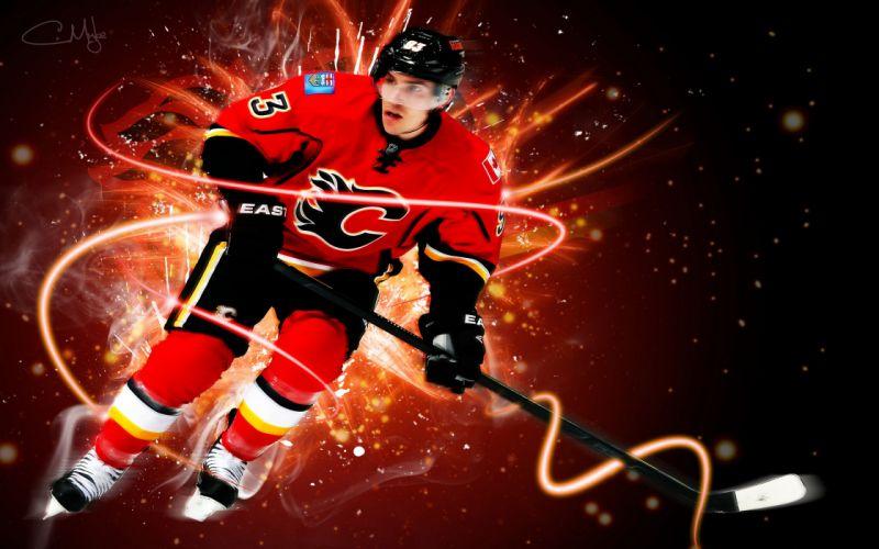 CALGARY FLAMES nhl hockey (26) wallpaper