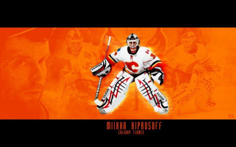 CALGARY FLAMES nhl hockey (31) wallpaper