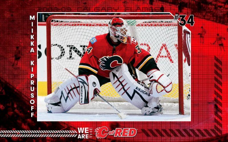 CALGARY FLAMES nhl hockey (29) wallpaper