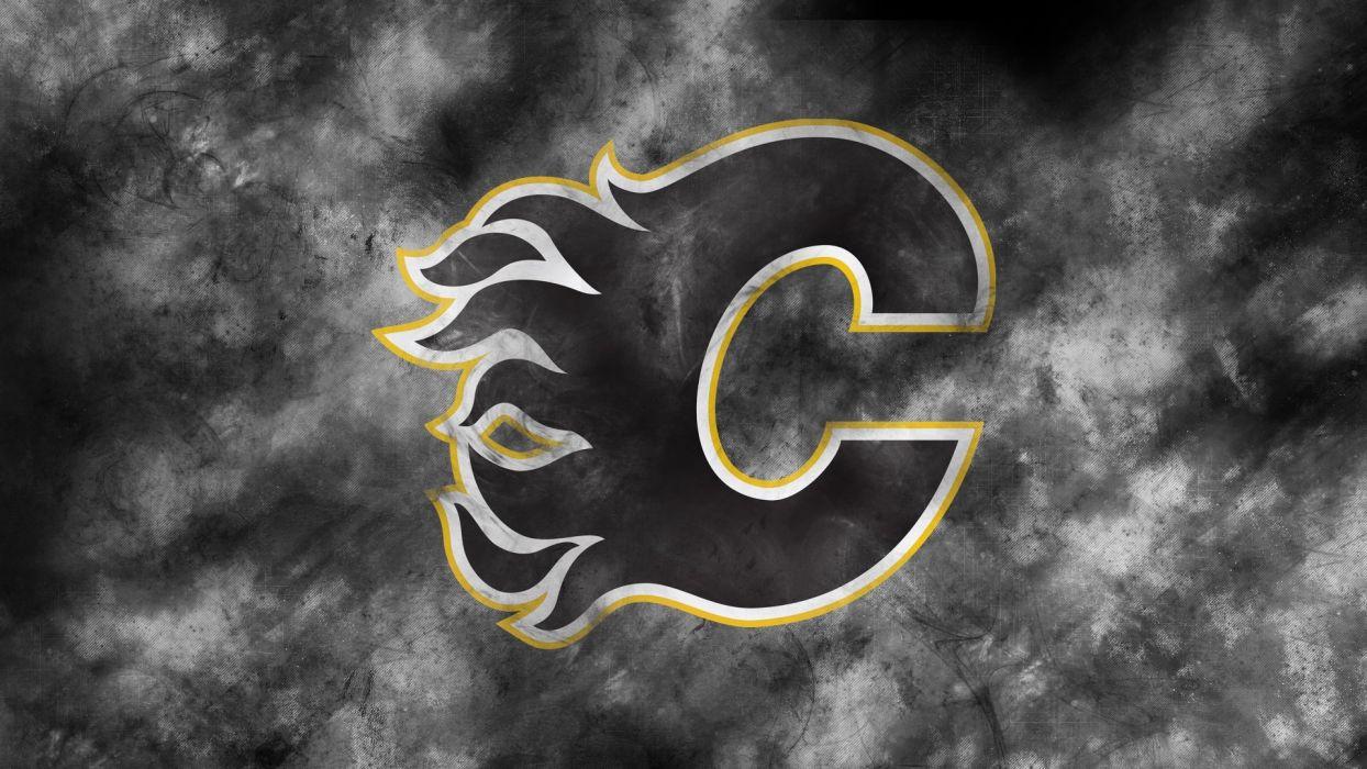 CALGARY FLAMES nhl hockey (35) wallpaper