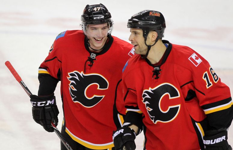 CALGARY FLAMES nhl hockey (55) wallpaper