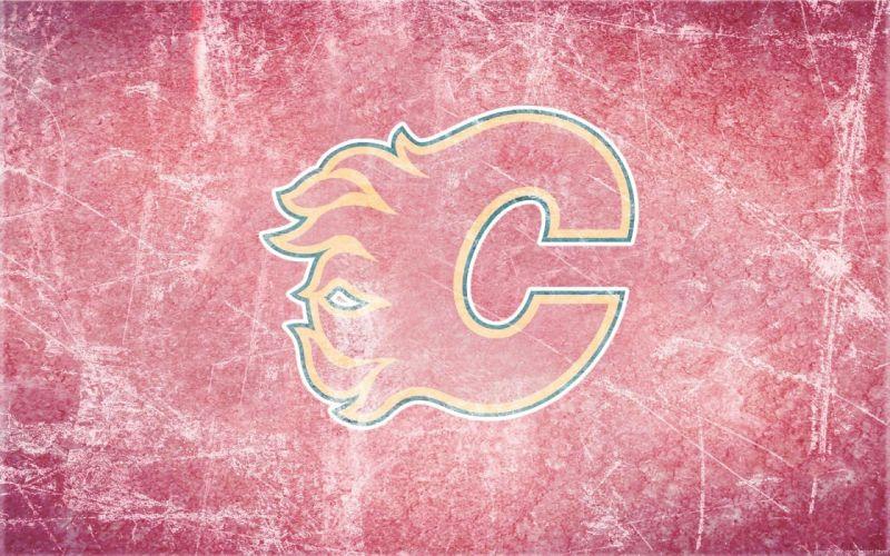 CALGARY FLAMES nhl hockey (77) wallpaper