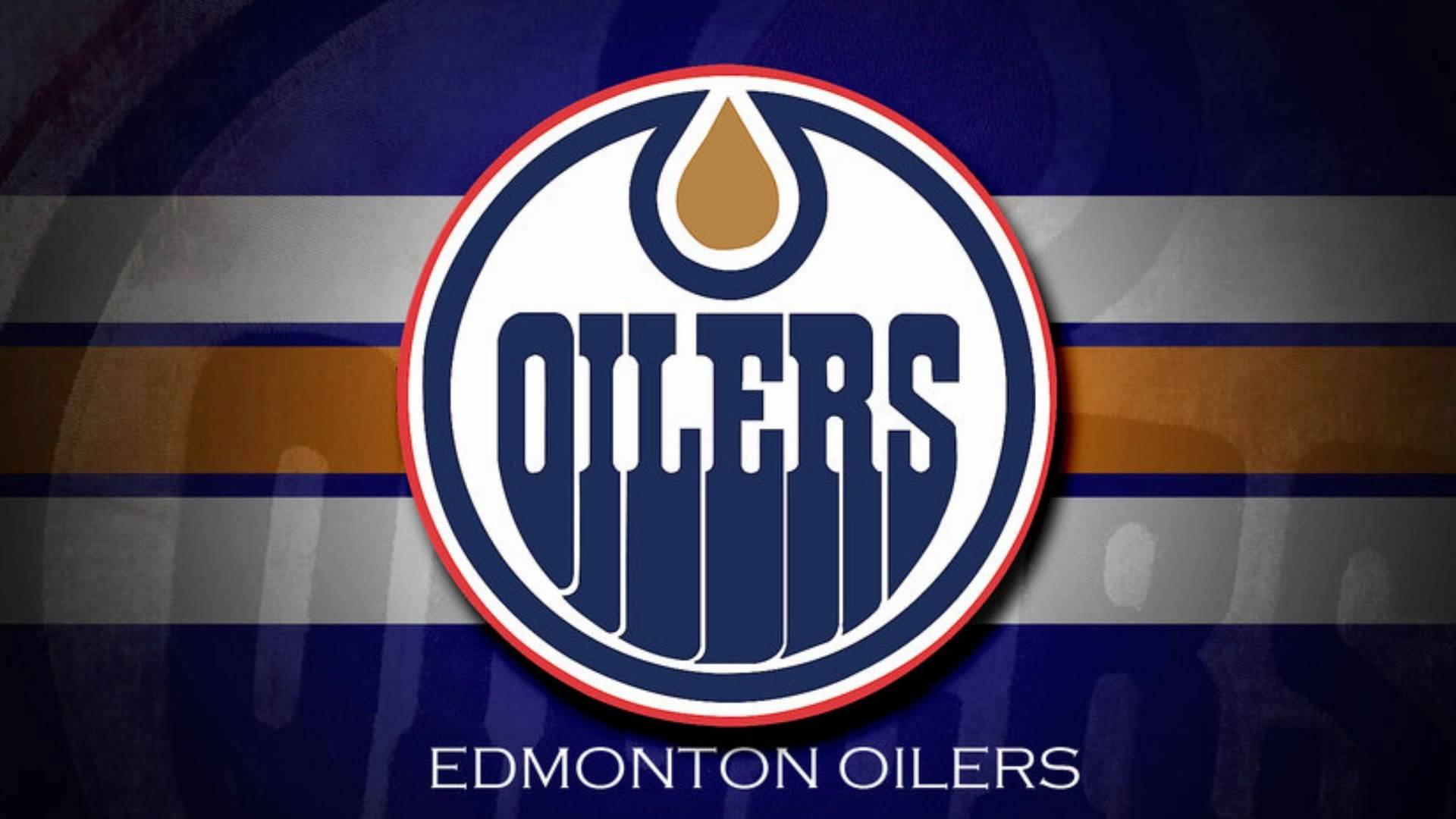 Photo Wall Murals Edmonton Oilers Nhl Hockey 26 Wallpaper 1920x1080