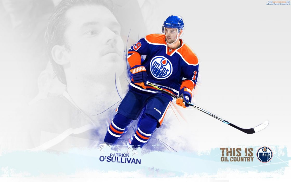 EDMONTON OILERS nhl hockey (37) wallpaper