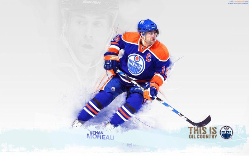 EDMONTON OILERS nhl hockey (38) wallpaper