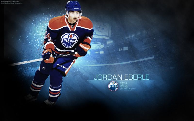 EDMONTON OILERS nhl hockey (58) wallpaper