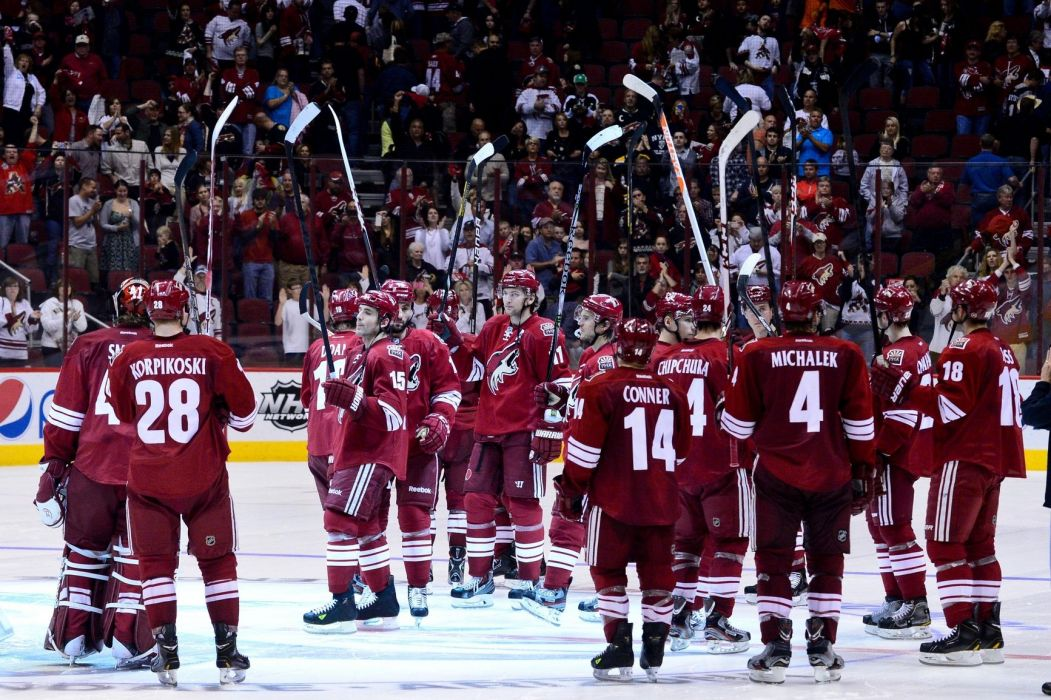 PHOENIX COYOTES hockey nhl (44) wallpaper