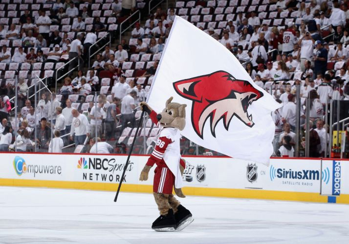 PHOENIX COYOTES hockey nhl (68) wallpaper