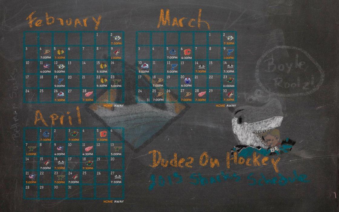 SAN JOSE SHARKS hockey nhl (1) wallpaper