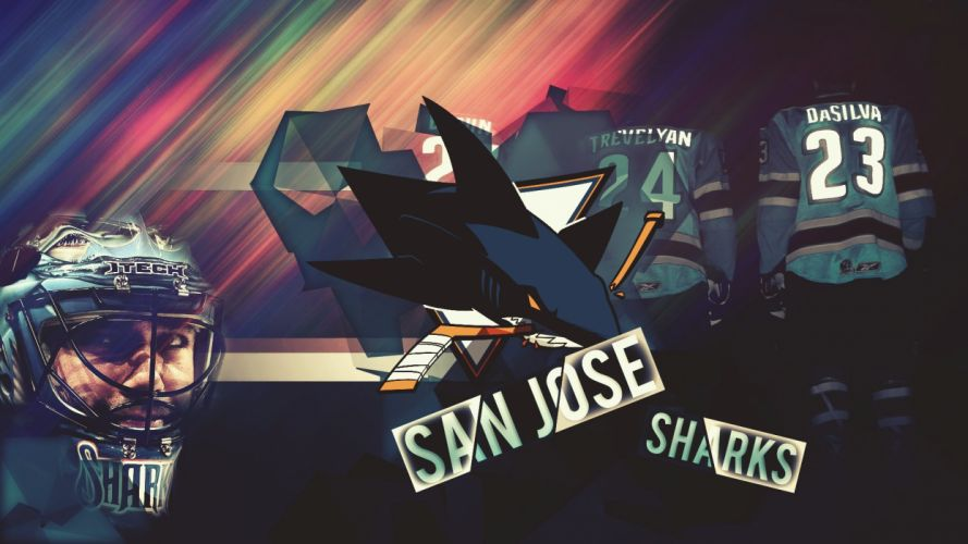 SAN JOSE SHARKS hockey nhl (20) wallpaper