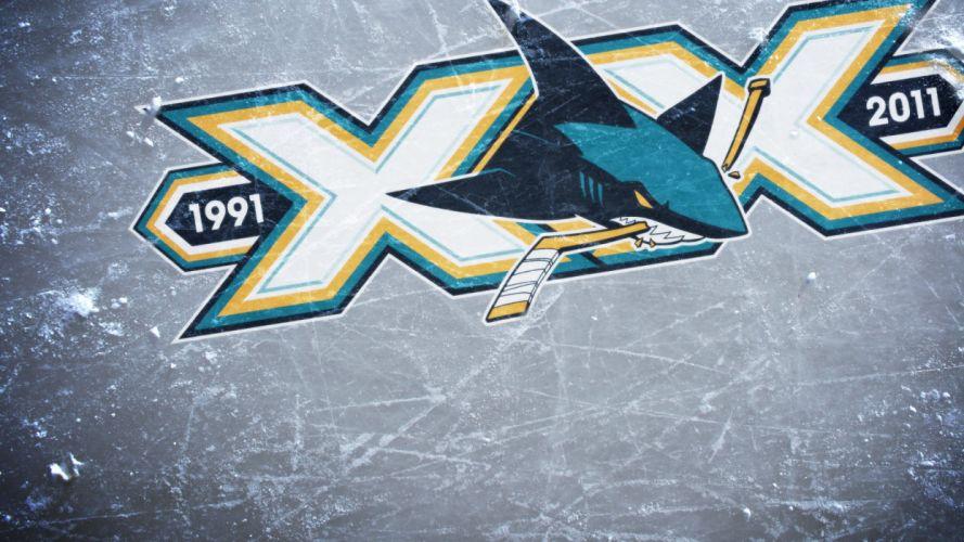 SAN JOSE SHARKS hockey nhl (36) wallpaper