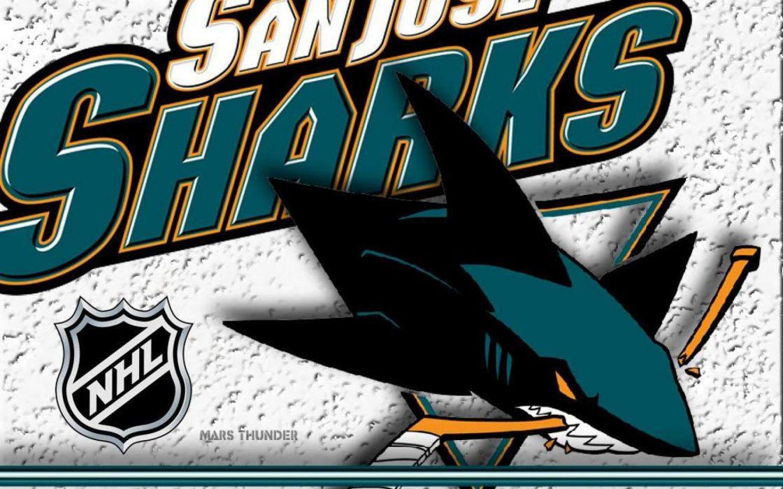 SAN JOSE SHARKS hockey nhl (47) wallpaper
