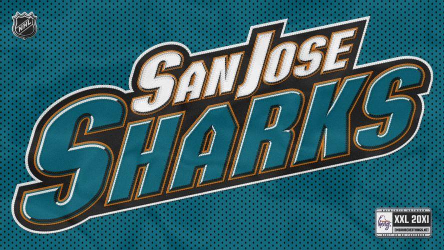 SAN JOSE SHARKS hockey nhl (53) wallpaper