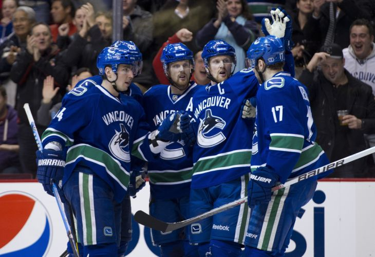 VANCOUVER CANUCKS nhl hockey (3) wallpaper