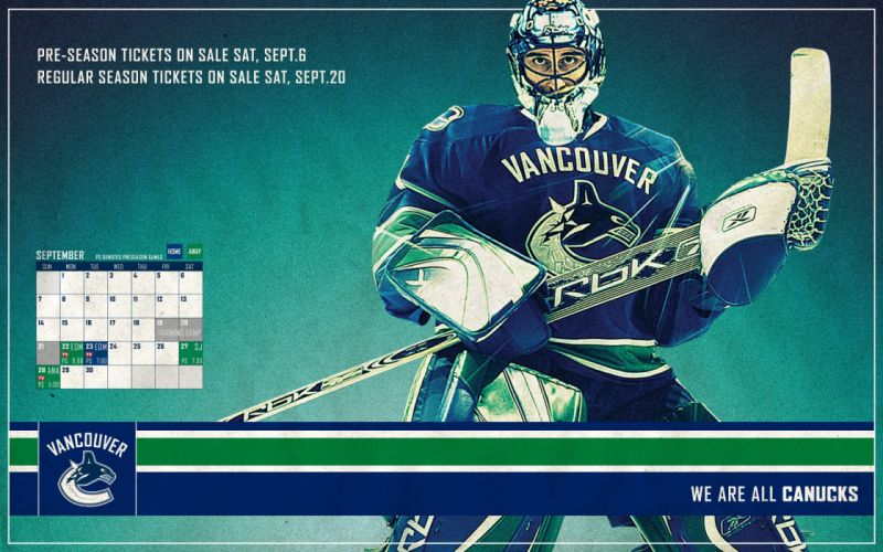 VANCOUVER CANUCKS nhl hockey (41) wallpaper