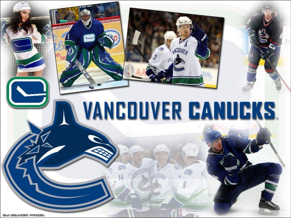 VANCOUVER CANUCKS nhl hockey (57) wallpaper