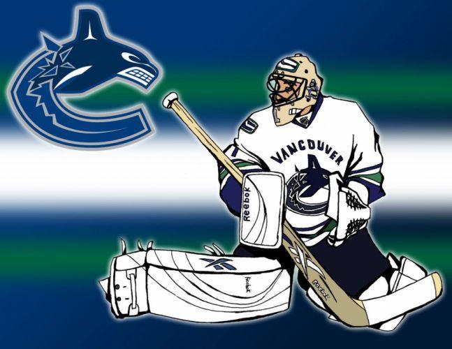 VANCOUVER CANUCKS nhl hockey (60) wallpaper