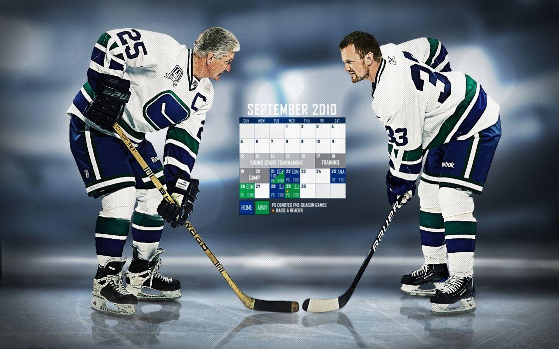 VANCOUVER CANUCKS nhl hockey (74) wallpaper