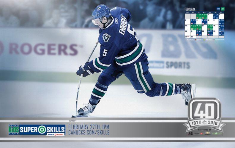 VANCOUVER CANUCKS nhl hockey (72) wallpaper