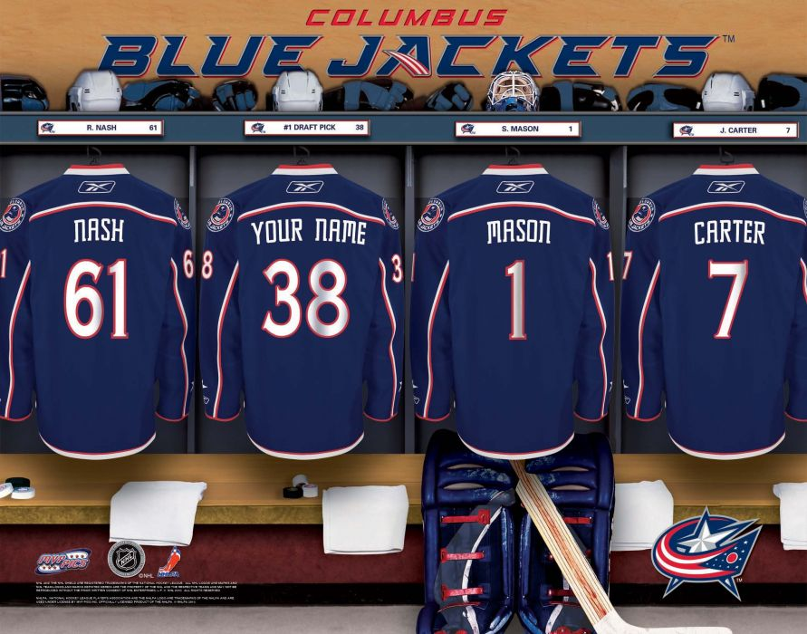 COLUMBUS BLUE JACKETS hockey nhl (23) wallpaper