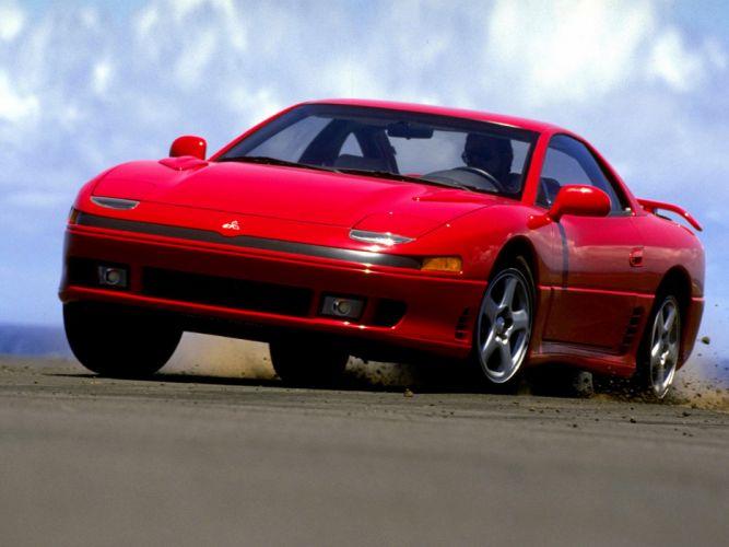 1990 Mitsubishi-3000GT Car Sport Japan 4000x3000 wallpaper
