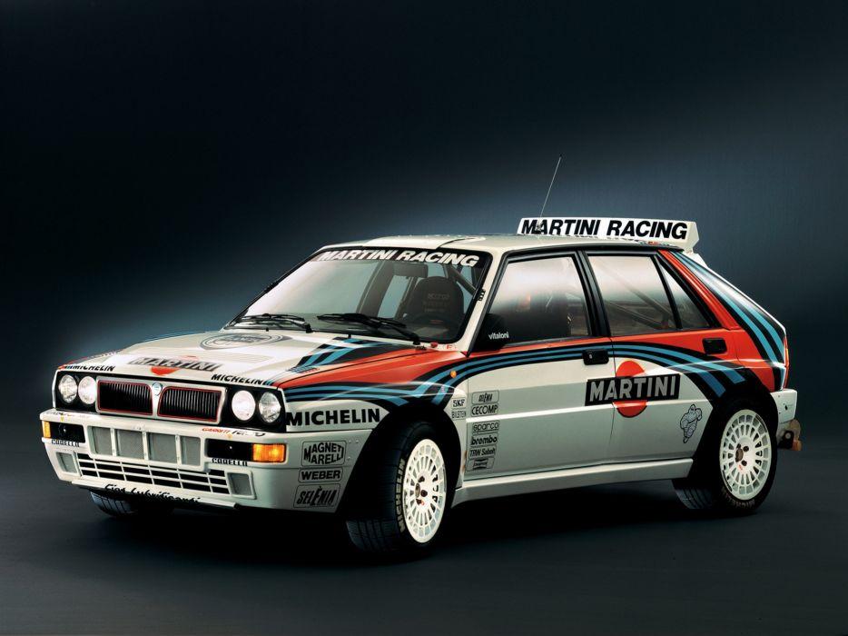 1992 lancia delta hf integrale evoluzione race car racing rally martini italy 4000x3000. Black Bedroom Furniture Sets. Home Design Ideas