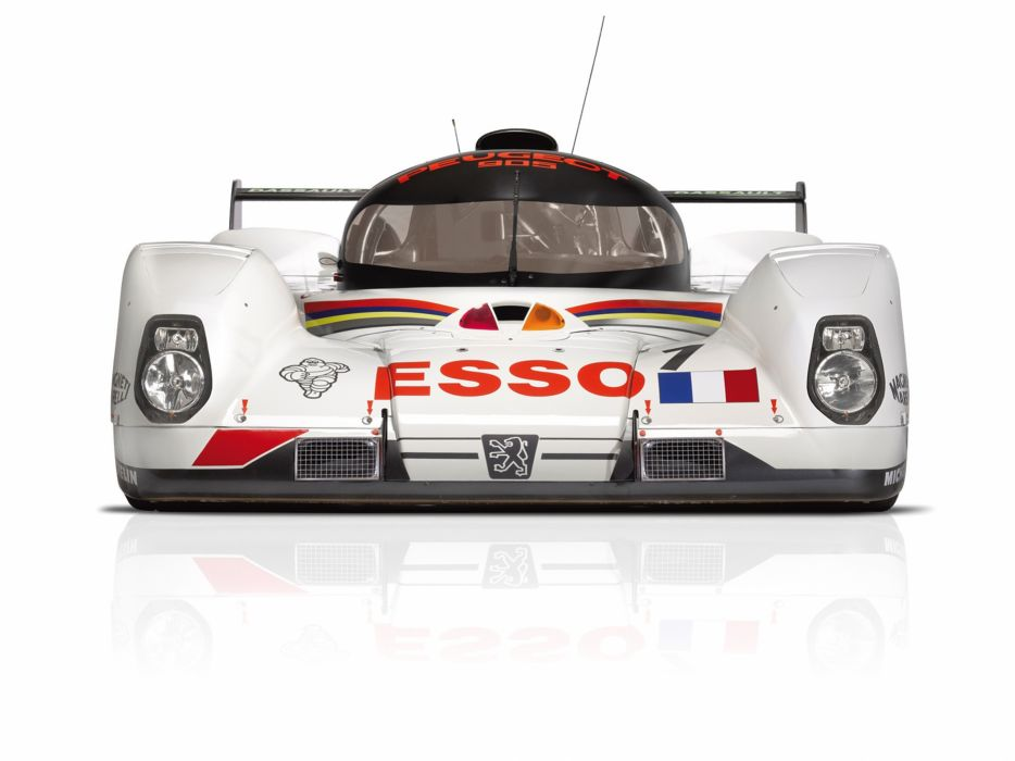 1992 Peugeot 905B Race Car Le-Mans Racing Wins 4000x3000 wallpaper